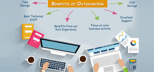 benefits of outsourcing information technology